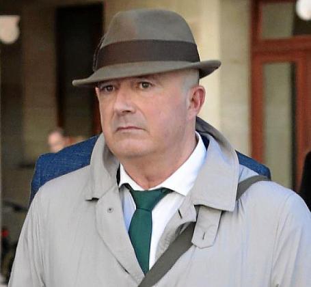 El fiscal Miguel Ángel Subirán.