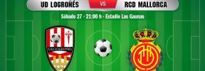 Logroñés-Real Mallorca, en directo