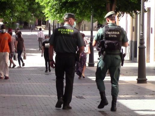 La Guardia Civil continua con la investigación del robo de Alcudia.