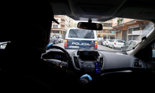 El arresto fue practicado por agentes de la comisaría de Platja de Palma.