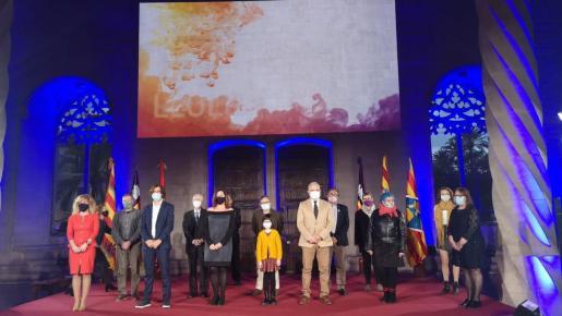 En este acto se han entregado la Medalla de Oro de la comunidad autónoma y los premios Ramon Llull.