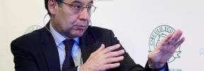Detenido el expresidente del Barcelona Josep Maria Bartomeu