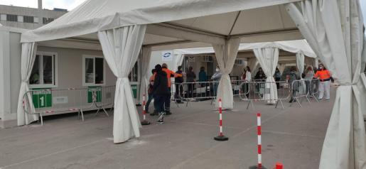 Los policías locales serán los primeros del grupo de fuerzas de seguridad del Estado en ser vacunados.