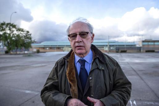Fotografa de archivo (02/10/2020), del ex director gerente del Fondo Monetario Internacional Rodrigo Rato cuando abandonó la prisión de Madrid en la que cumplía condena por el uso indebido de tarjetas de crédito desde octubre de 2018, tras haber obtenido el tercer grado.