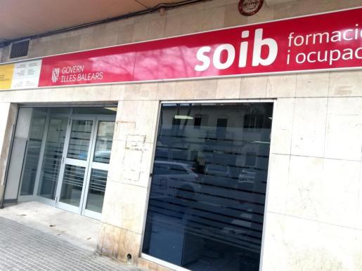 Oficina del SOIB.