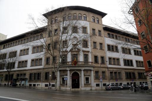 El acusado ha reconocido los hechos en una sala de lo Penal de Vía Alemania.