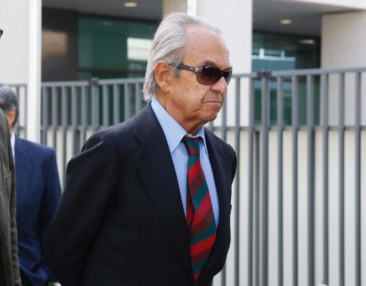 expresidente de Bankinter Jaime Botín.