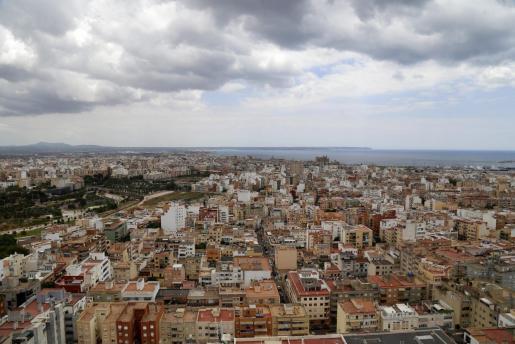 Vista general de Palma.