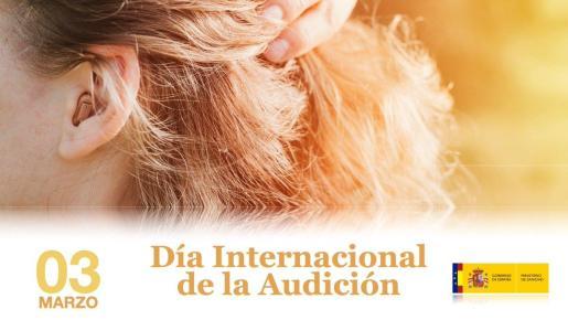 En el Día Mundial de la Audición, Sanidad apuesta por la detección precoz de la hipoacusia.