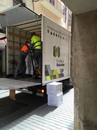 Desde el inicio de la pandemia el Gobierno de España ha distribuido en Illes Balears más de 2,1 millones de mascarillas.