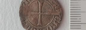 Esta es la moneda medieval que encontraron dos niños en Manacor