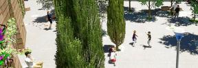 Sant Llorenç recuperará una zona verde y de ocio en el centro tras la torrentada