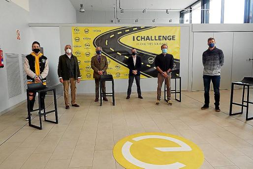 Opel Inca celebra la I Challenge Quilòmetres Solidària.