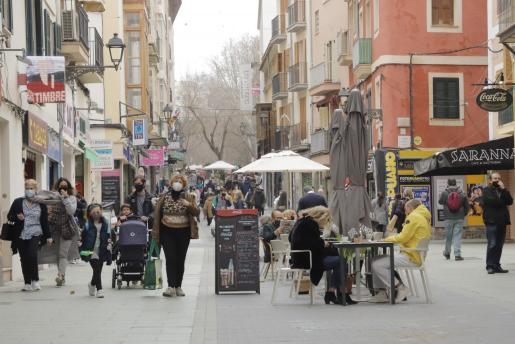 El descenso de la incidencia de la enfermedad en Baleares se está ralentizando.