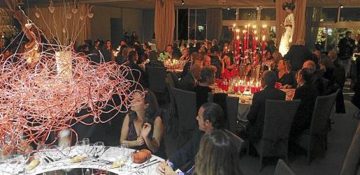 'La cena de los mil sueños' a beneficio de Projecte Jove, celebrada en Son Mir, recaudó 62.000 euros