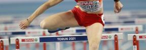 Caridad Jerez eliminada en primera ronda en el Europeo de atletismo