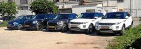 Condenada una banda que vendía en Palma coches robados en Italia