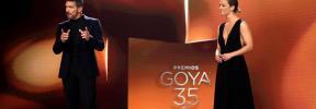 'Las niñas' triunfa en los Goya de la pandemia