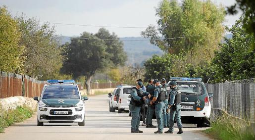 La Guardia Civil se hizo cargo de la investigación y detuvo a los dos delincuentes.