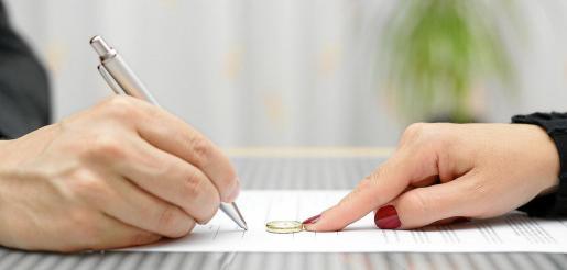 Baleares aún es una de las comunidades en las que más rupturas de pareja pasan por los juzgados, según los datos del Consejo General del Poder Judicial.