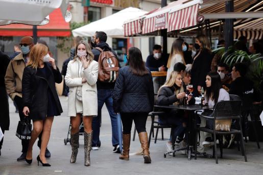 La cifra global de contagios en España se eleva ya a 3.160.970.
