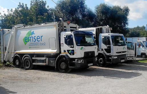 La denunciante trabaja en la recogida de residuos que hace Emser.