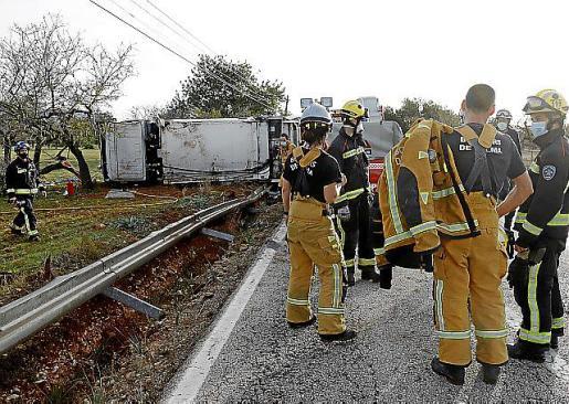 El accidente se produjo en noviembre.