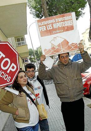 Imagen de un desahucio en Palma.