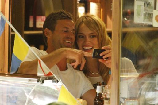 Patricia Conde y Carlos Seguí, en una imagen de archivo.