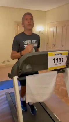 2.770,90 euros de dinero público destinados a comprar una cinta de correr para que sea usada en la vivienda del ministro Marlaska.   Él corre, pagamos todos. https://t.co/1P56TaLjZk