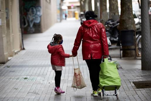 El colectivo infantil, uno de los más vulnerables de la pandemia, según Unicef.