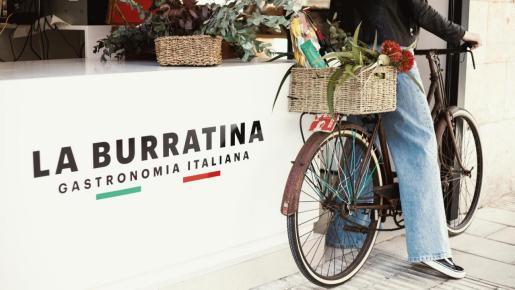 La Burratina gastronomía italiana está en el centro de Palma.