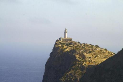 Imagen del Far de Formentor.