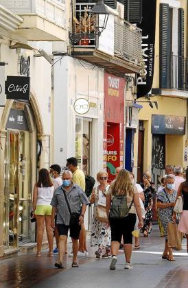 El Govern dice que las restricciones afectan a turistas y residentes.