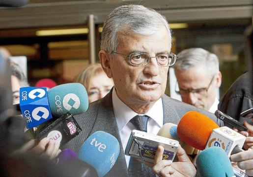 El fiscal general del Estado, Eduardo Torres-Dulce, no apoya las investigaciones del fiscal de Catalunya.