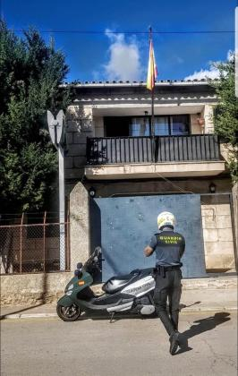 La Guardia Civil de Binissalem se hizo cargo de las pesquisas e identificó a los presuntos autores.