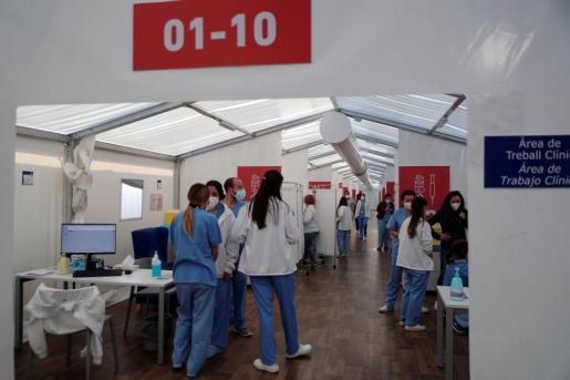 La incidencia media actual de contagios en España en los últimos 14 días sigue reduciéndose.