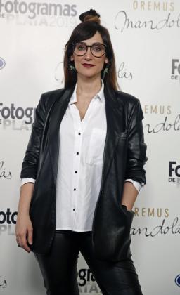 La presentadora, en una imagen de archivo.
