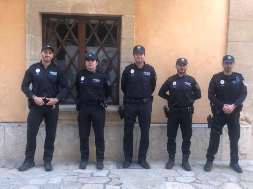 La Policía Local de Algaida descubrió el caso del grave maltrato animal.