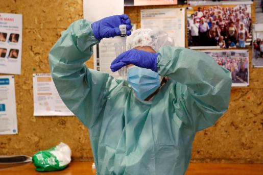 La realización de pruebas PCR resulta fundamental para frenar los contagios.