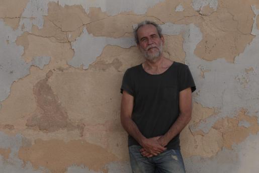 El actor Willy Toledo en el Teatre del Mar de Palma.