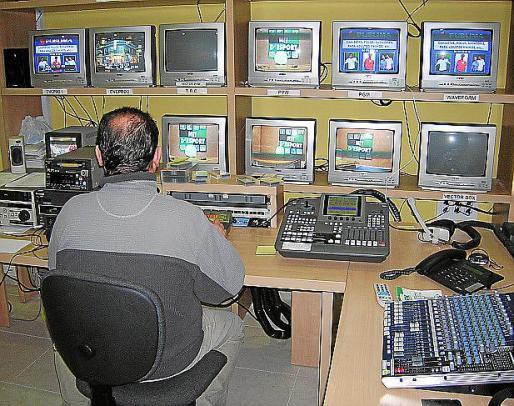 TV Manacor es la última televisión local que se mantiene.