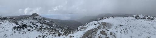 Este fin de semana nevará en la Serra.