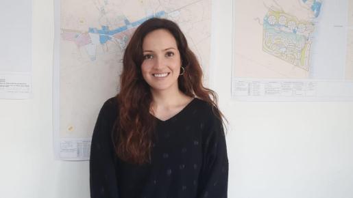 Núria Hinojosa és la regidora de Desenvolupament Local de l'Ajuntament.