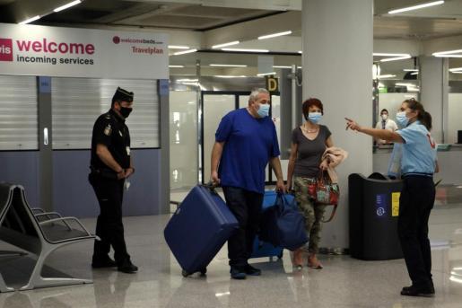 Este fin de semana comenzarán a incrementarse los vuelos a Mallorca desde Alemania.