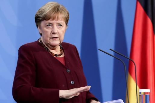 Merkel ha indicado que aunque no podía anticipar en detalle las decisiones que se tomen el día 22 en una reunión con los primeros ministros de los estados federados