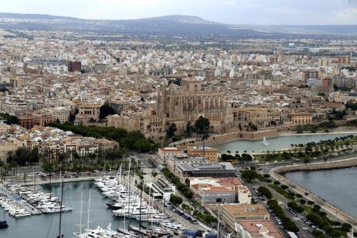 Palma sufre un problema en el alquiler de viviendas.