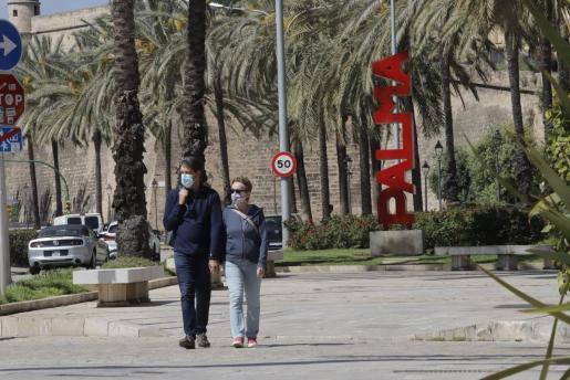 Baleares quiere evitar el aumento de contagios durante Semana Santa.