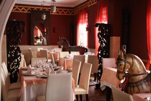 El restaurante Basmati es uno de los mejores exponentes de la cocina hindú en Palma de Mallorca.