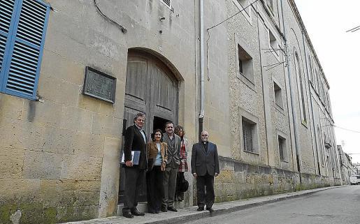 En marzo de 2011, Govern y Ajuntament firmaron el convenio en Sant Felip Neri.